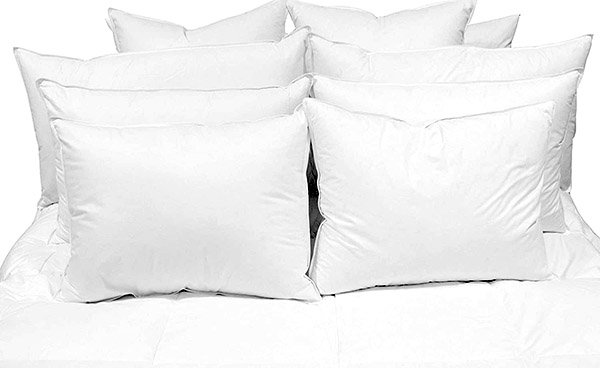 Down etc - Hypoallergenic 50/50 Goose Down and Feather Pillow