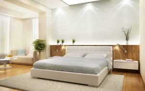 bed and box spring