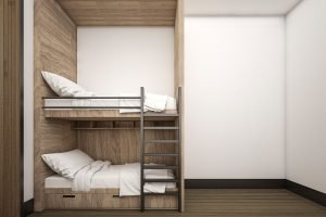 lovely bunk bed